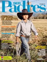 Rosalinda Randall in Ser Padres (Parents Magazine in Spanish)
