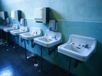 awkward bathroom conversations, bathroom etiquette
