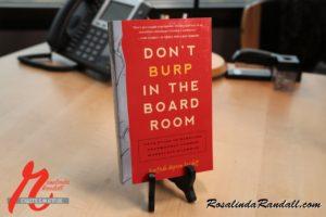 Business etiquette book