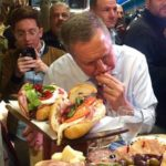Trump comments on Kasich's Eating style