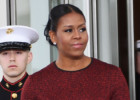 Michelle Obama's Facial Expressions