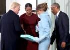 Melania Trump's Gift to Michelle Obama