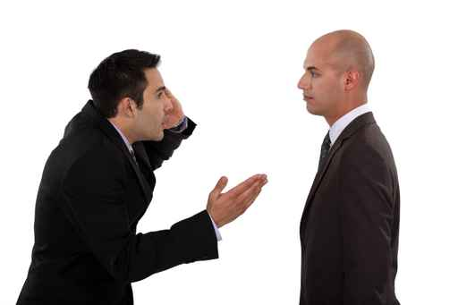 discussing politics in the workplace - maintain control