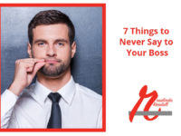 things to never say to your boss