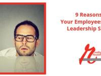 Lack Leadership Skills